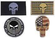 Outdoor BF Tactical USA Flag Patch