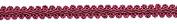 54 Yard Value Pack of 1.3cm Cranberry Basic Trim French Gimp Braid, Style# FGS Colour