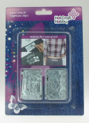 Hot Craft Hobby Stenicls - Capital Letters