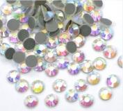 2500 pcs bulk 6mm 30ss AB Crystal Loose Rhinestone Hot Fix Best Quality from ThreadNanny