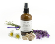 Lavender, Frankincense, Chamomile Relaxing Pillow Mist With Essential Oils By Made By Coopers - Natural Sleep Remedy - Relaxing Natural Room Spray In 100ml Glass Bottle