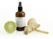 Lemongrass, Ginger, Lime Revive Natural Room Spray With High Grade Essential Oils By Made By Coopers - 100ml Glass Bottle
