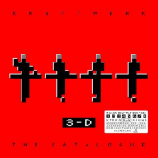 Kraftwerk: 3-D - The Catalogue [Regions 1,4] [Blu-ray]