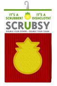 MUkitchen Scrubsy Dish Cloth, Pineapple