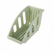 Dish Drying Holder Plate Storage Rack Pot Lid Plate Dish Drainer 21 x 9.5 x 14 cm