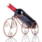 Iron wine rack/Wine Racks/European retro creative wine rack-A
