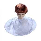 ewinever(TM) Hair Cutting Umbrella Style Hair Cutting Cloak Umbrella Cape Salon Barber Hairdressing Gown Family