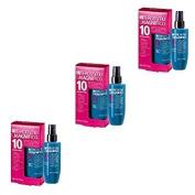 INTERCOSMO Il Magnifico 10 Intense Mask Spray 150 ml x 3 Pieces 10 Benefits in 1