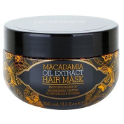 THREE PACKS of Macadamia Oil Extract Hair Mask 250ml