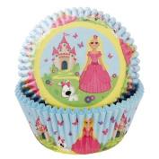 Princess Cupcake x50 – House of Marie