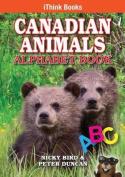 Canadian Animal Alphabet Book