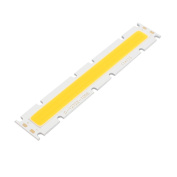 sourcingmap® DC 30-36V 30W 127mmx22mm COB LED Strip Light High Power Lamp Chip Neutral White