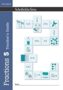 Fractions, Decimals and Percentages Book 5 Teacher's Guide