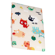 Koly Baby Breathable Waterproof Pad Changing Mat Cover Burp Baby Infant Kids
