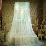 FUNAN European-style Ceiling Mosquito Nets Hanging Mosquitoes Encrypted Dome