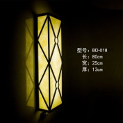 LED Wall Sconce Lighting for Home-Indoor & Outdoor Wall Lights-Home Fashion Decoration,800mm*250mm*130mm,110V & 220V