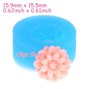 H240 Flowers FIMO Mould Silicone Mould