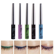 5 Different Colours Make up Liquid Eyeliner for Cosplay Cosmetic Eye Liner Liquid Waterproof