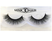 HENGSONG 3D Artificial Mink Hair False Eyelashes Natural Thick Eye Lashes Makeup Extension