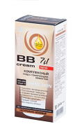 BB Face Cream 7 in 1 Comprehensive Care with Tinted Effect
