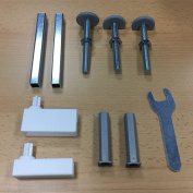 Safetots Range of Stair Gates Spare Fitting Kits