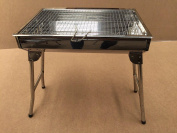 Charcoal Grill Outdoor Grill Stainless Steel Barbecue Pits Home Grill Portable Grill