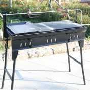 Folding Barbecue Grill Portable Barbecue Grill Home Grill Field Grill Charcoal Grill