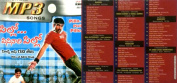 Ravi Teja:Telugu Movie Songs Collection