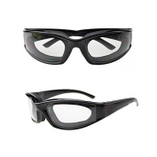 Onion Goggles Lasting Windproof Dustproof Onion Goggles Eyes Protector, black