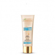 Bielenda Total Look Make Up Mattifying Fluid Nude Matt Foundation 02 Natural