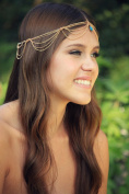 Yean Head Chain Hair Accessories for Women and Girls