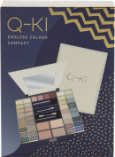 Q-ki Cosmetics Make Up Beauty Pro Colour Kit Gift Set Pack Of 6 Uk
