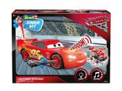 Revell Revell00860 20.7 cm Cars 3 Lightning McQueen Junior Kit