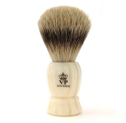 Shaving Brush Royal VP - with genuine, pure badger hair in selected quality - ivory handle