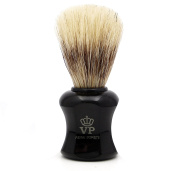 Shaving Brush Royal VP - pure bristle - handle black