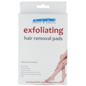 Sure Health Exfoliating Hair Removal Pads