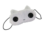 Cute Fluffy Eye Masks Funny Lovely Eyeshade For Girls,Cartoon Style