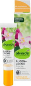 Alverde Natural Cosmetics Eye Cream 15 ml Flower Fresh Soothing, Vegan