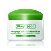 Face Cream with Cordyceps and Sage, Tiande 15203, Anti-Ageing Care + Double Protection