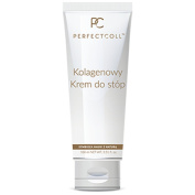 Perfect-Coll COLLAGEN FOOT CREAM Feet Skin Softening Balm Deep Regeneration 100ml