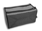 Wash bag Double zipper