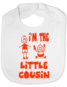I'm The Little Cousin Baby Bib