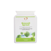 Silvertown Health Pure Broccoli Sprout - 60 Capsules * Supplies per daily serving - Broccoli Extract 15,000mg & Sulforaphane 5mg. No fillers
