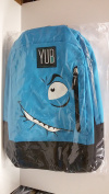 yub Bag baby blue azure