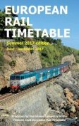 European Rail Timetable Summer 2017