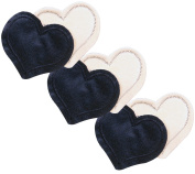 Fresh Baby 3 Piece Mama Pads, Denim
