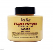 Ben Nye Luxury Powder Face Makeup, Banana, 45ml