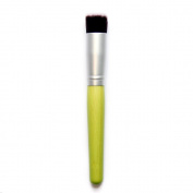 RHAH Environmental Makeup Brush with Bamboo Handle in Green Colour