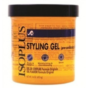 Isoplus Gel, Styling, Pre‑conditioning Light, 470ml