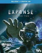 The Expanse: Season 2 [Regions 1,4] [Blu-ray]